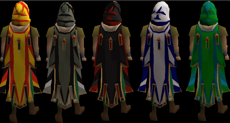 What is the Max Cape OSRS - Crazy Gold