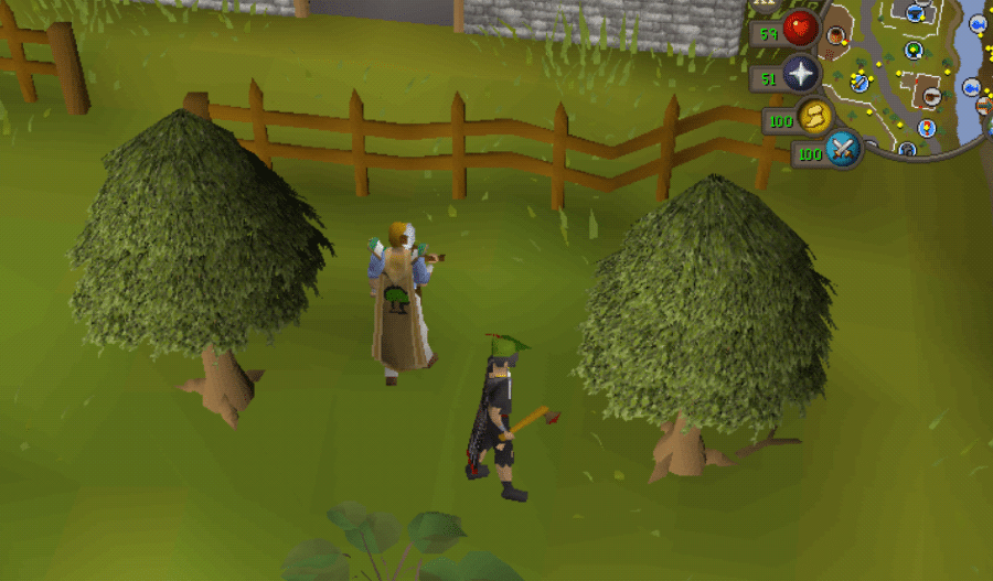 Chop Chop - 1-99 Woodcutting Guide OSRS - Crazy Gold